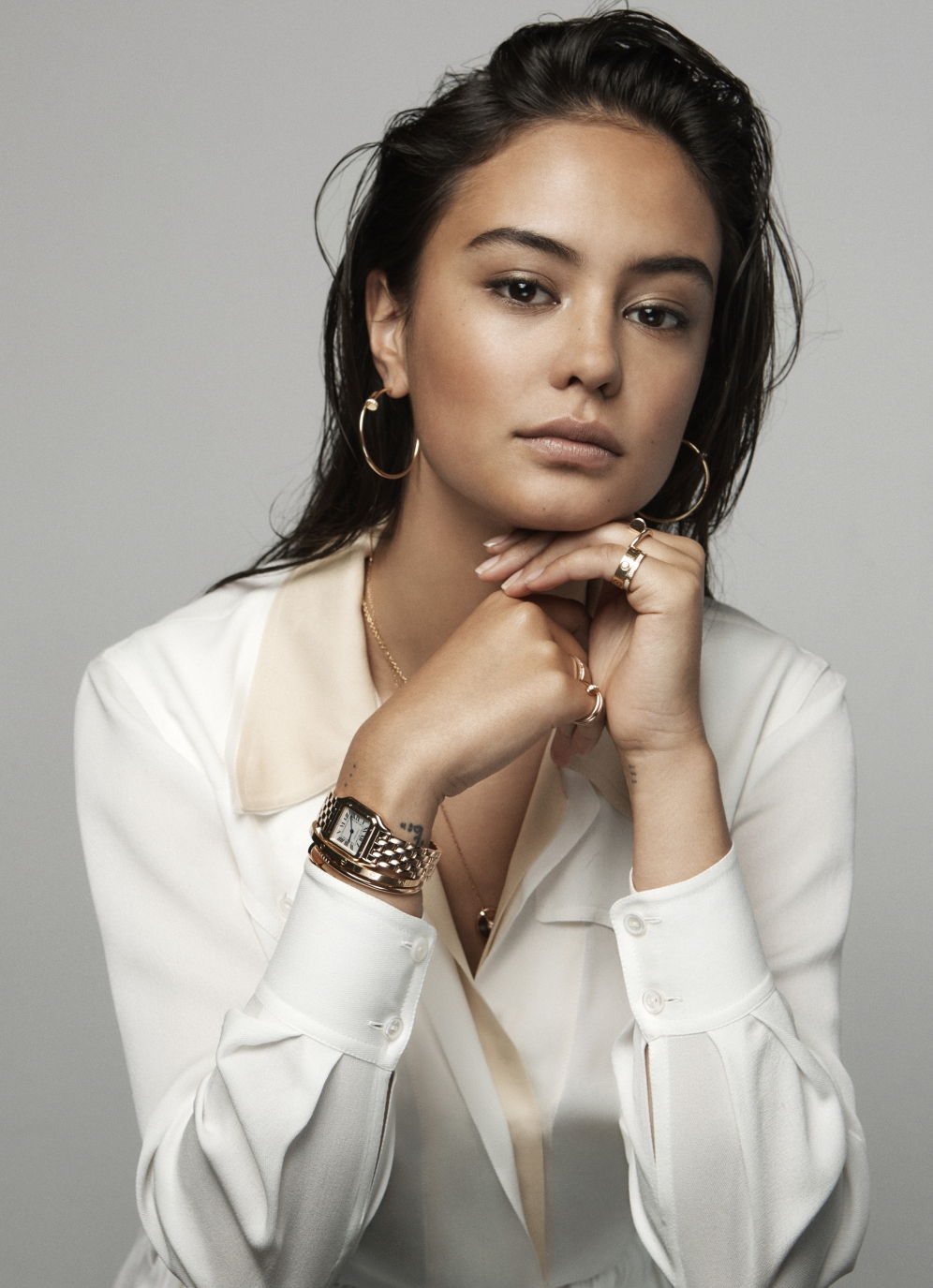 Courtney Eaton | Harpers Bazaar