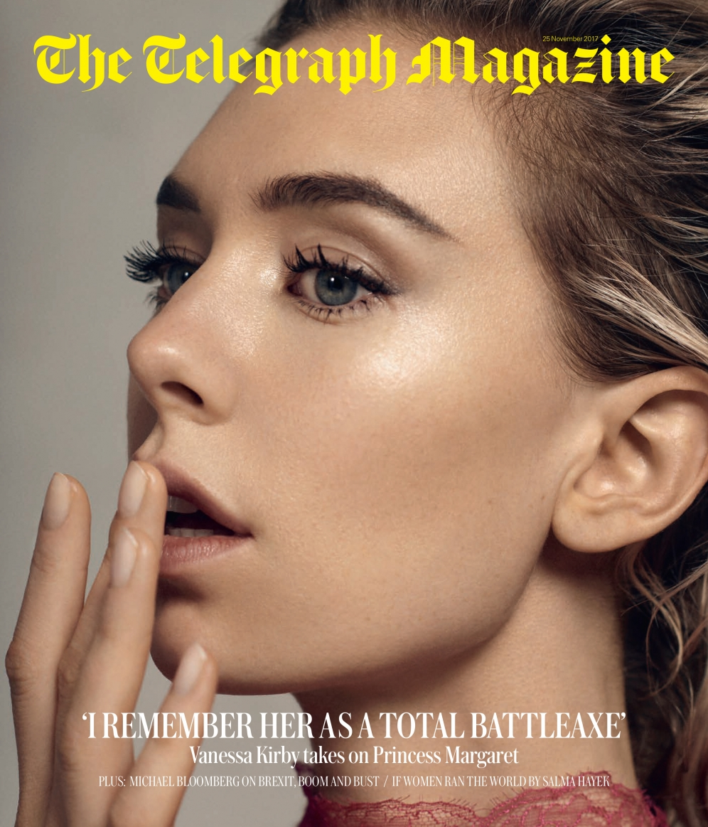 Vanessa Kirby | THE TELEGRAPH MAGAZINE