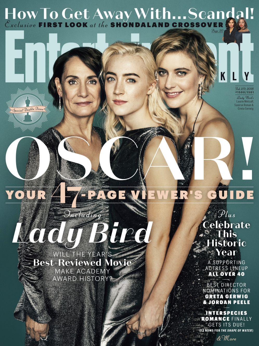 Saoirse Ronan | Entertainment Weekly