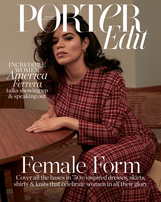 America Ferrera | Porter Edit