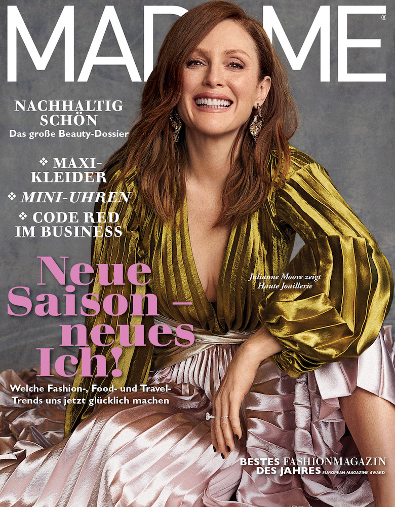 JULIANNE MOORE | MADAME FIGARO