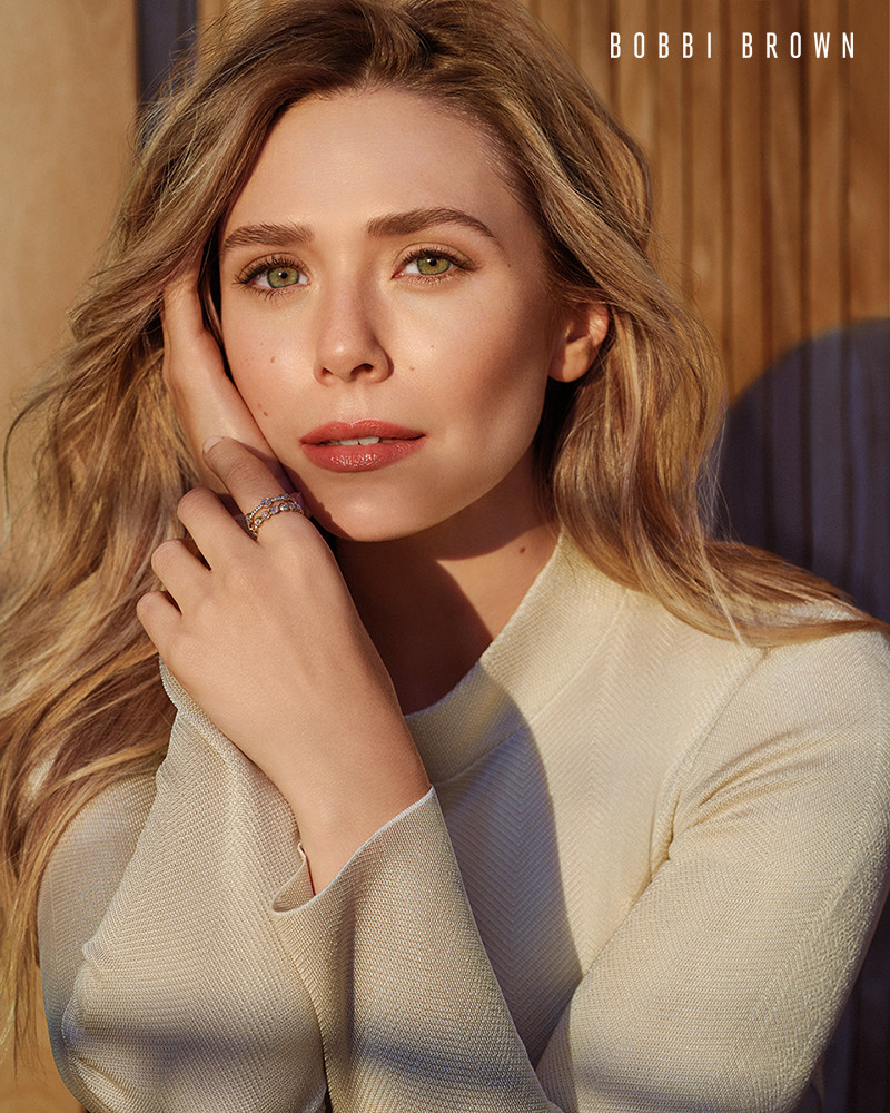 ELIZABETH OLSEN | BOBBI BROWN