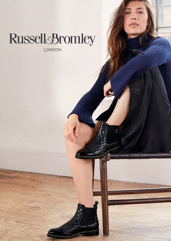 Russell & Bromley AW19