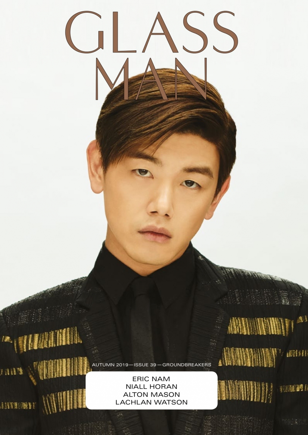 Eric Nam | Glass Magazine