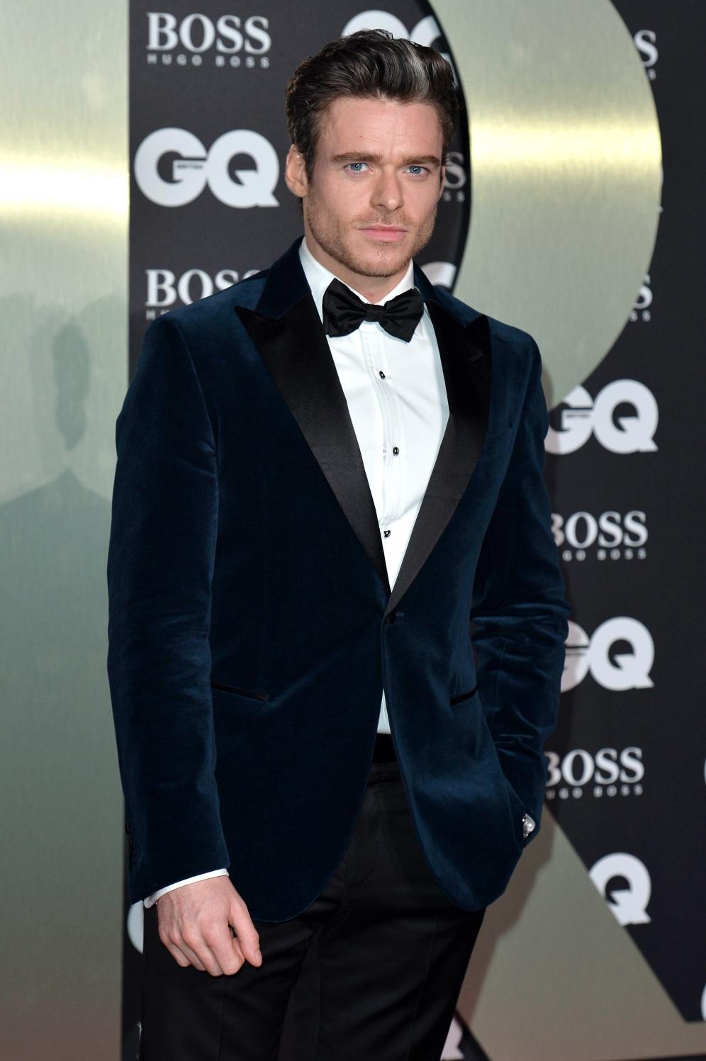 Richard Madden | GQ Awards 2019