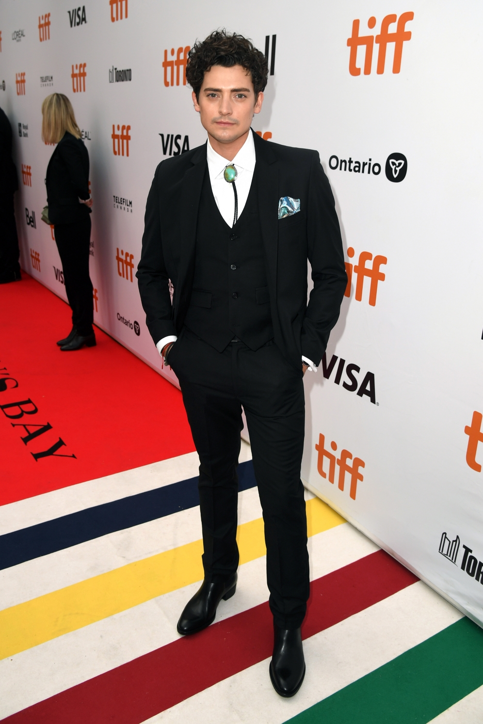 Aneurin Barnard | TIFF | THE GOLDFINCH