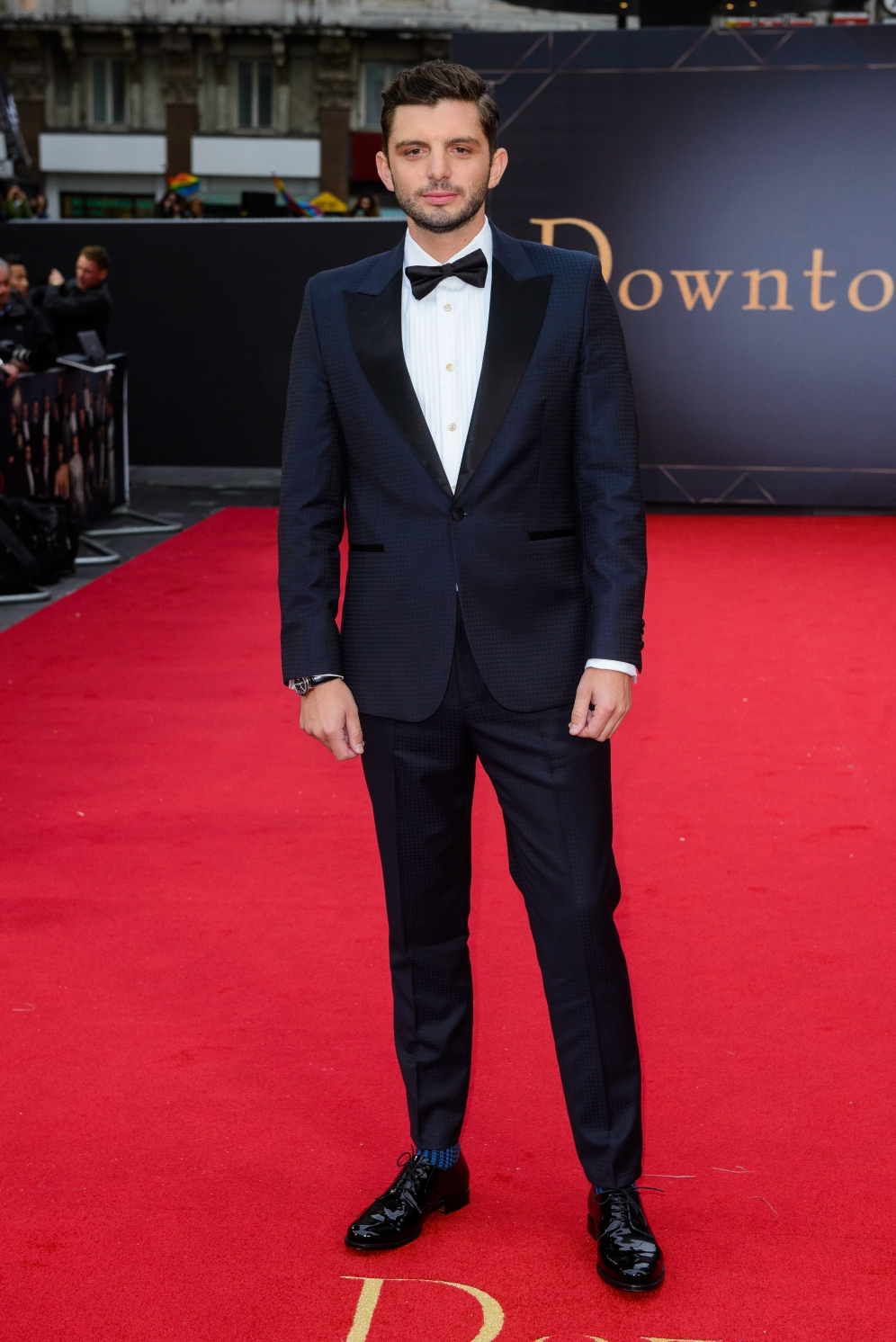 Michael Fox | Downton Abby UK Premiere