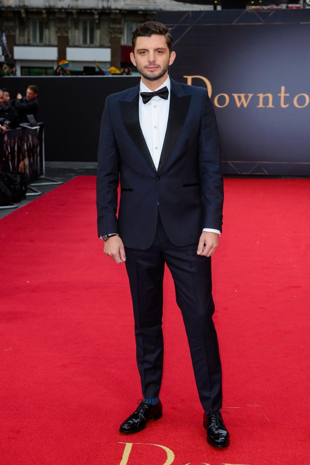 Michael Fox | Downton Abbey UK Premiere