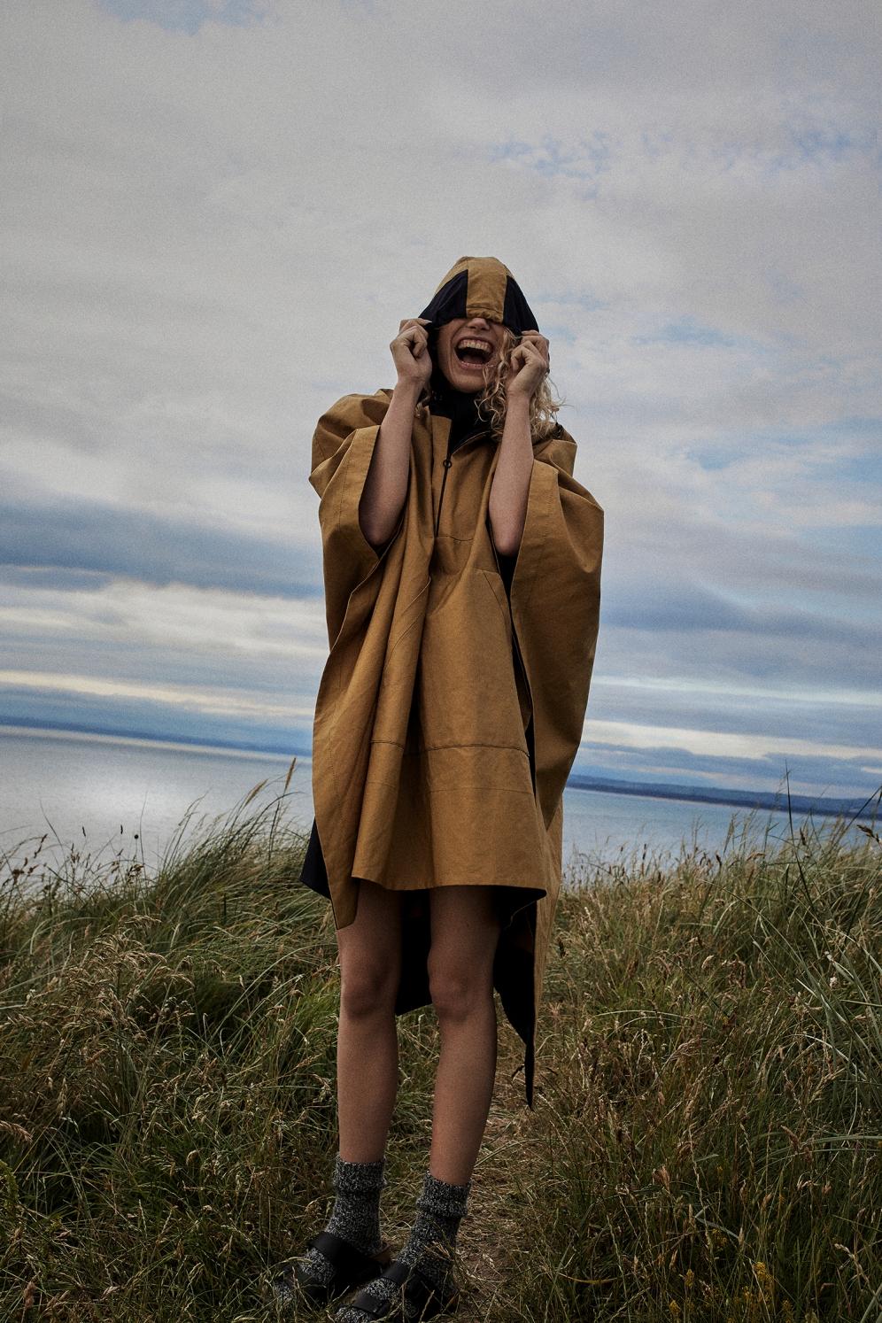 Kim Van Der Laan   Vogue Ukraine