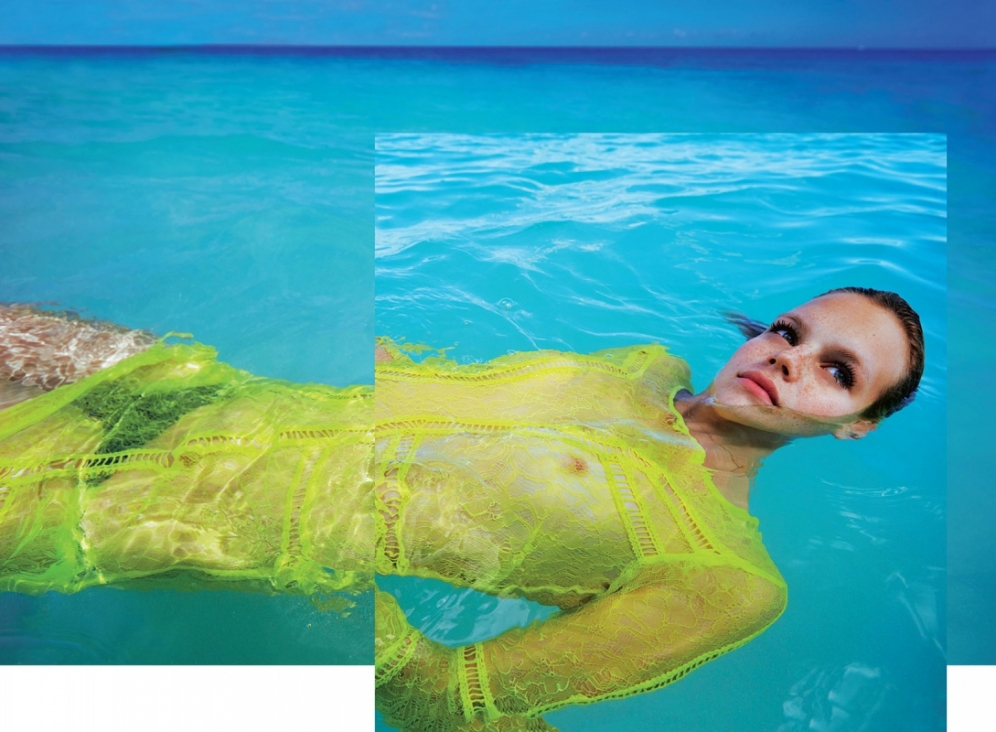 Water World | German Glamour