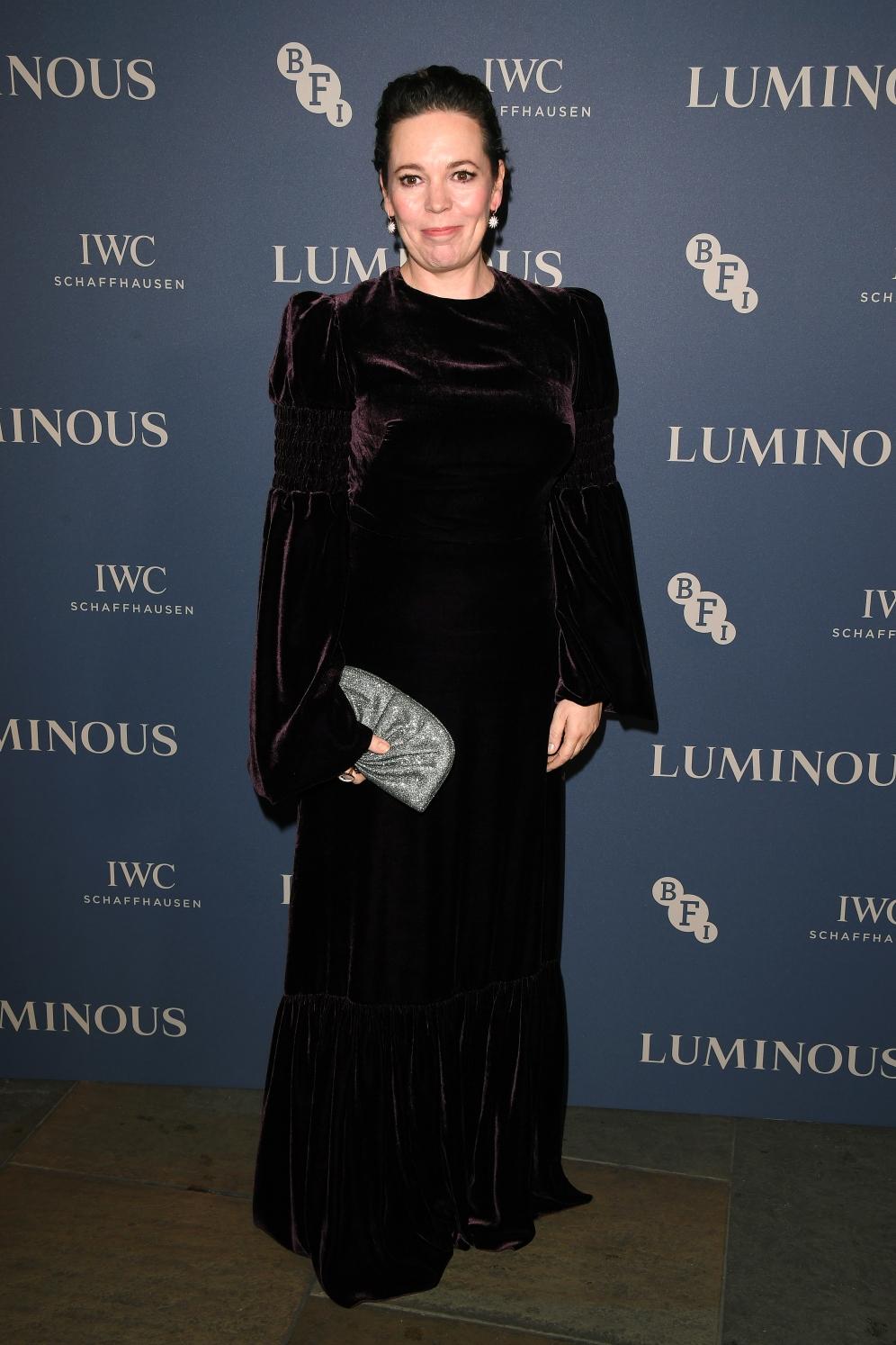 Olivia Colman | BFI Luminous