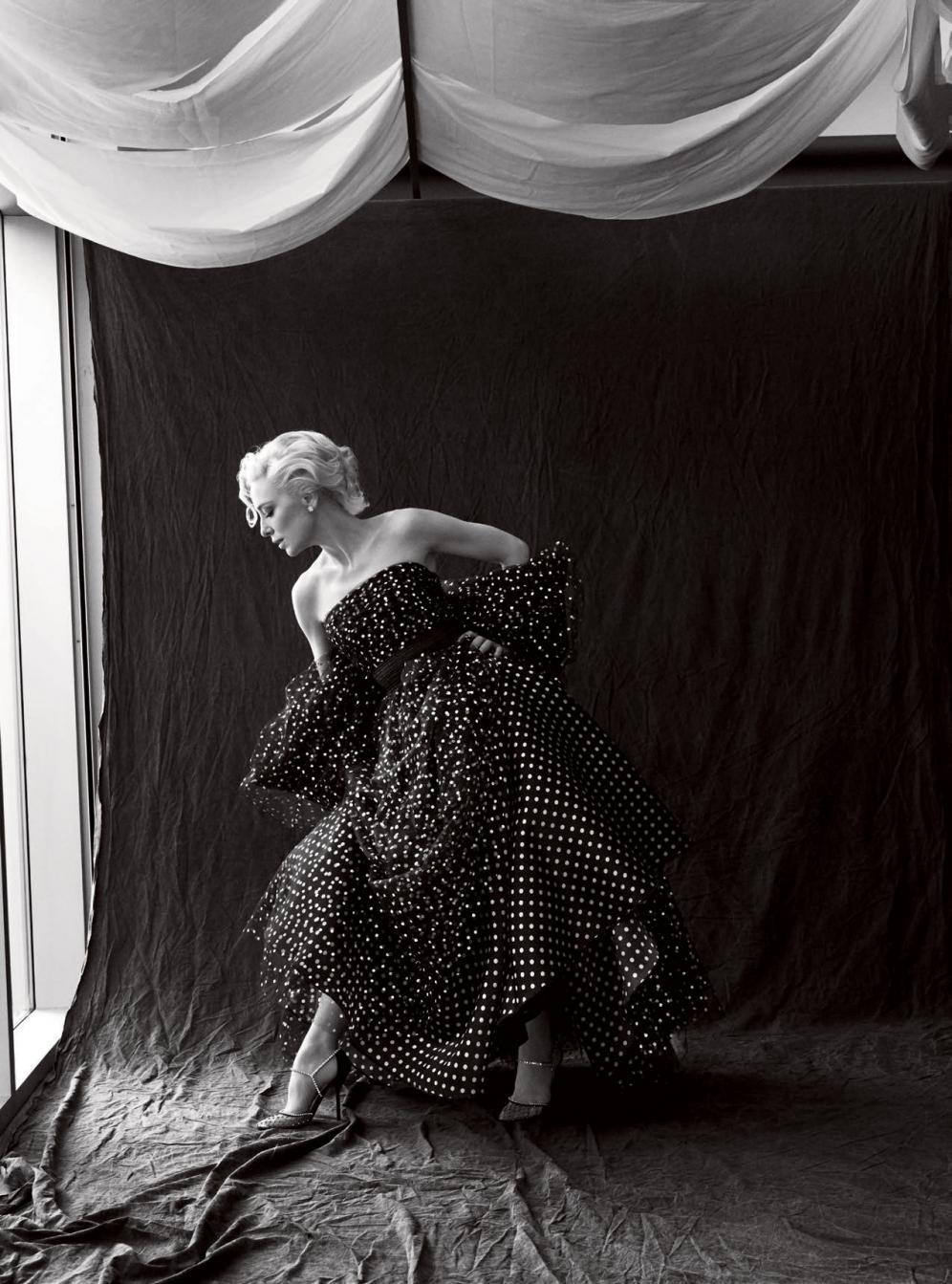 Cate Blanchett | Harpers Bazaar