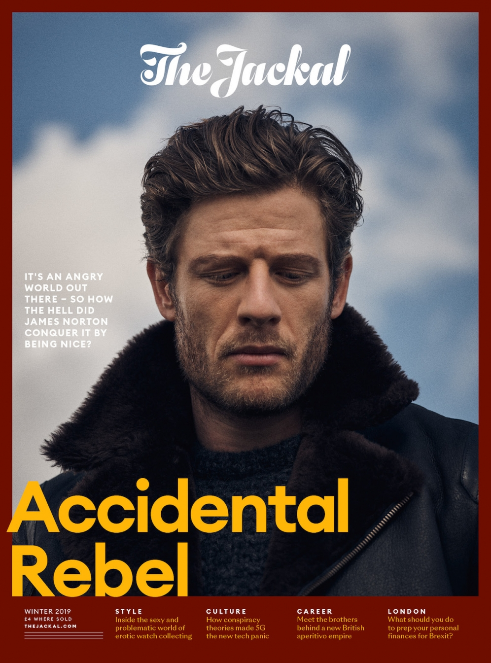 James Norton | The Jackal