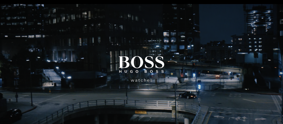 Hugo Boss Watches | Air, Land and Sea Campaign