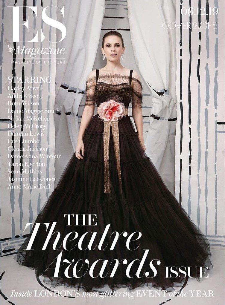 Hayley Atwell | ES Magazine