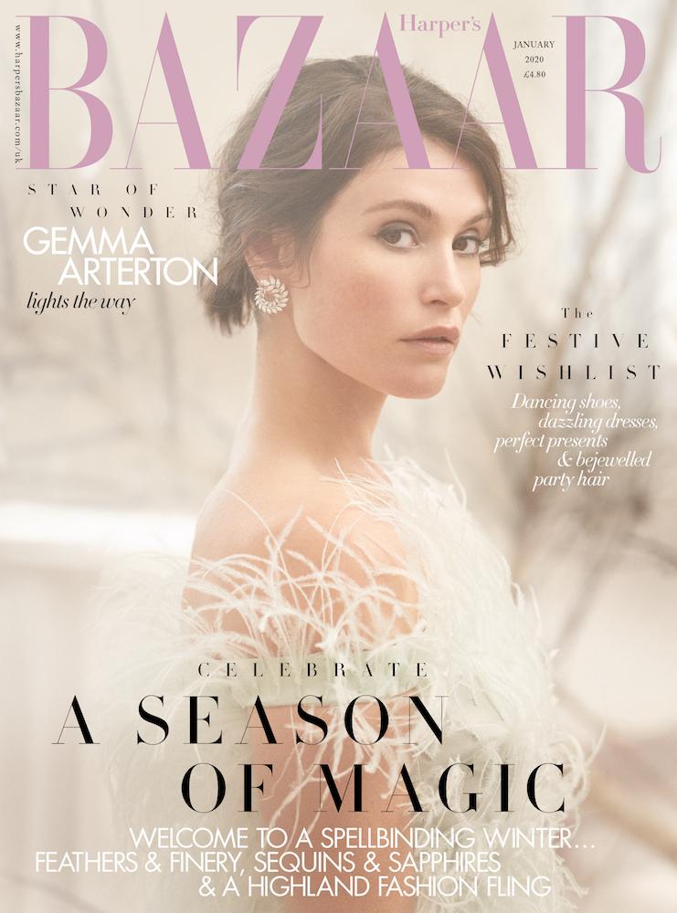 Gemma Arterton | Harpers Bazaar