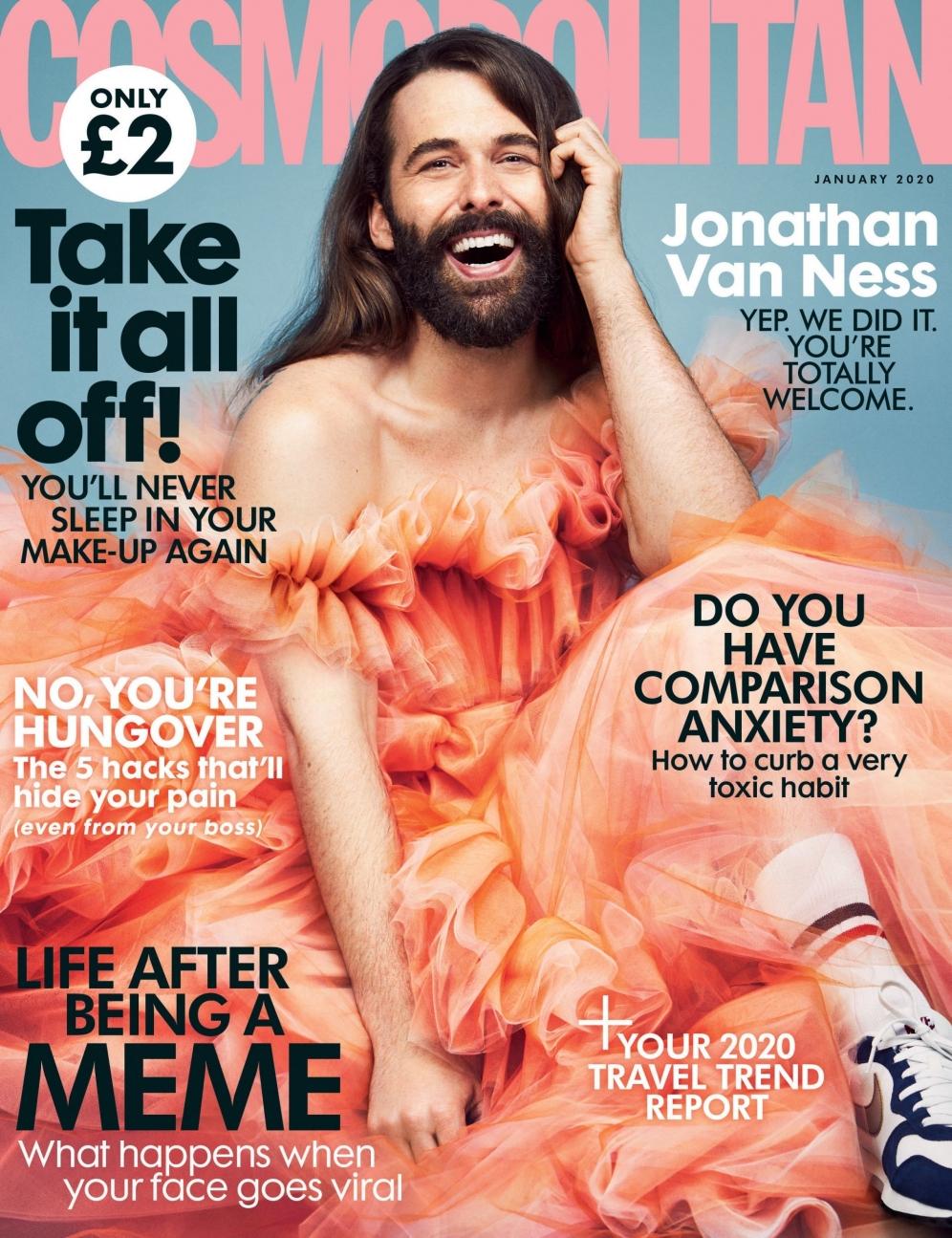 Jonathan Van Ness | Cosmopolitan