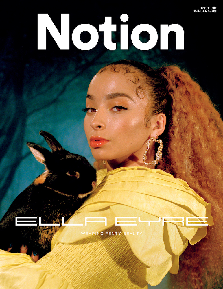 ELLA EYRE | NOTION