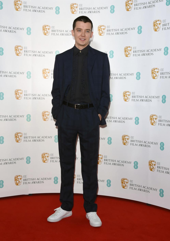Asa Butterfield | BAFTA Award Nominations Announcement