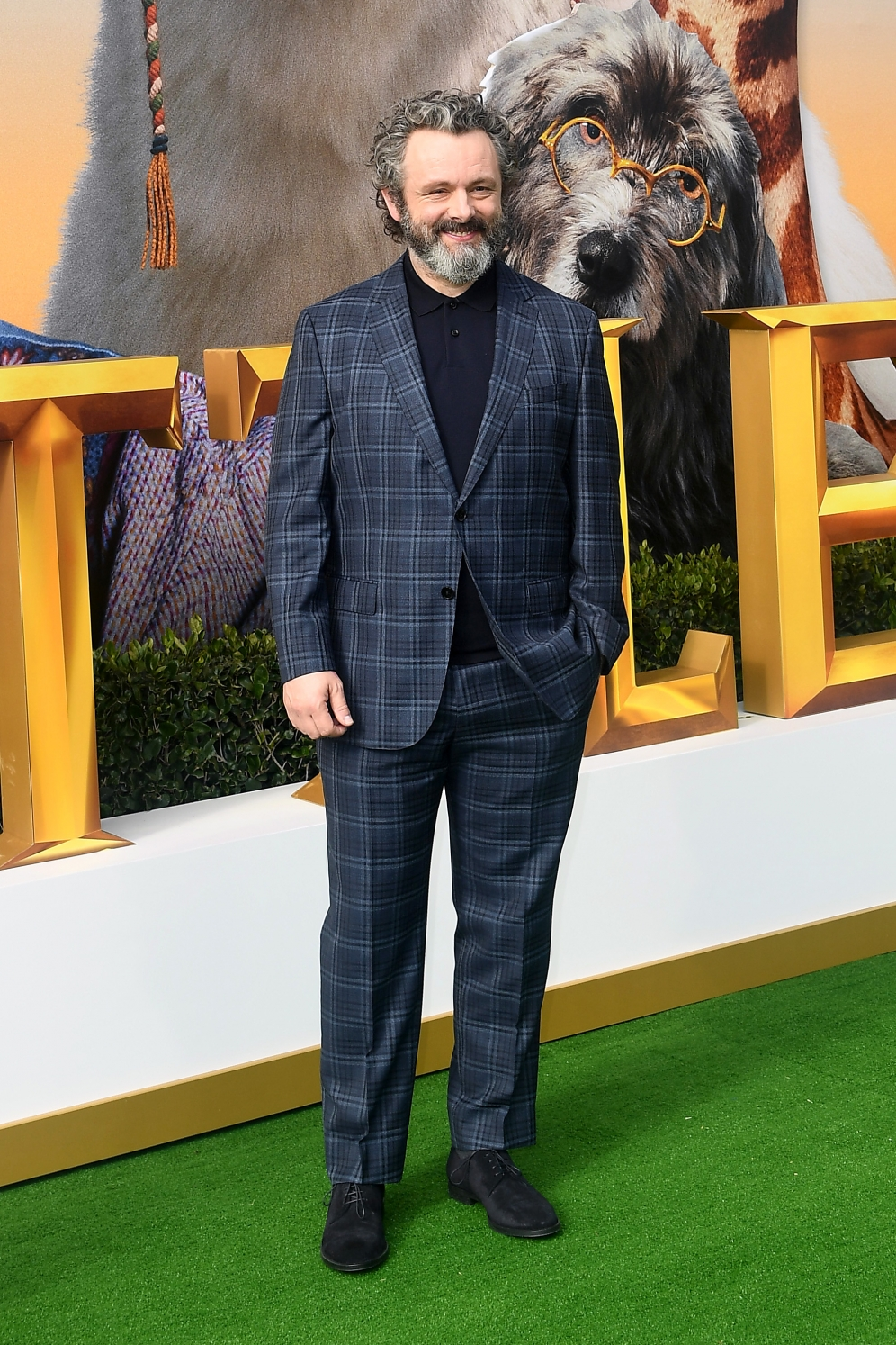 "Michael Sheen | Premiere Of Universal Pictures' ""Dolittle"""