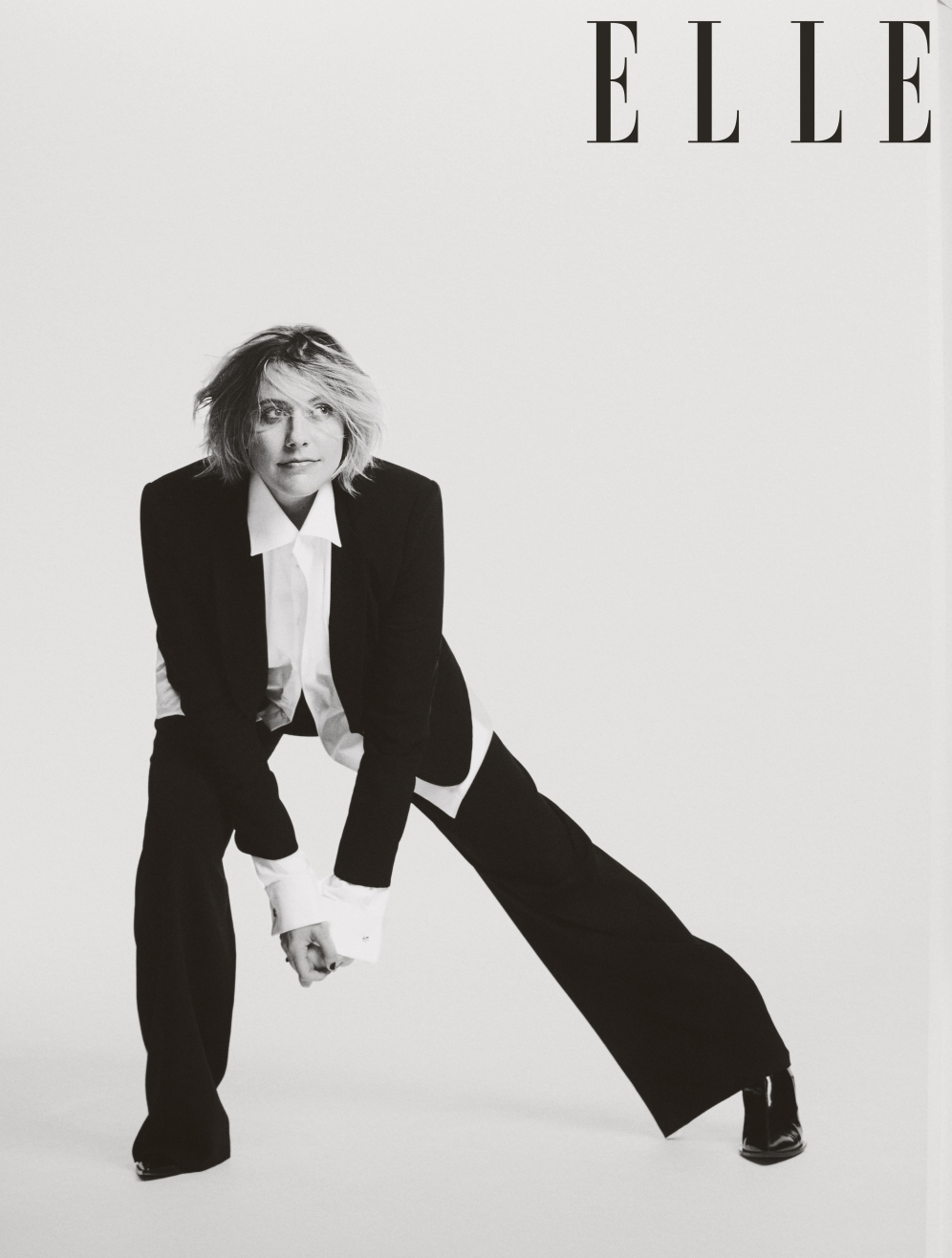 Greta Gerwig | Elle UK