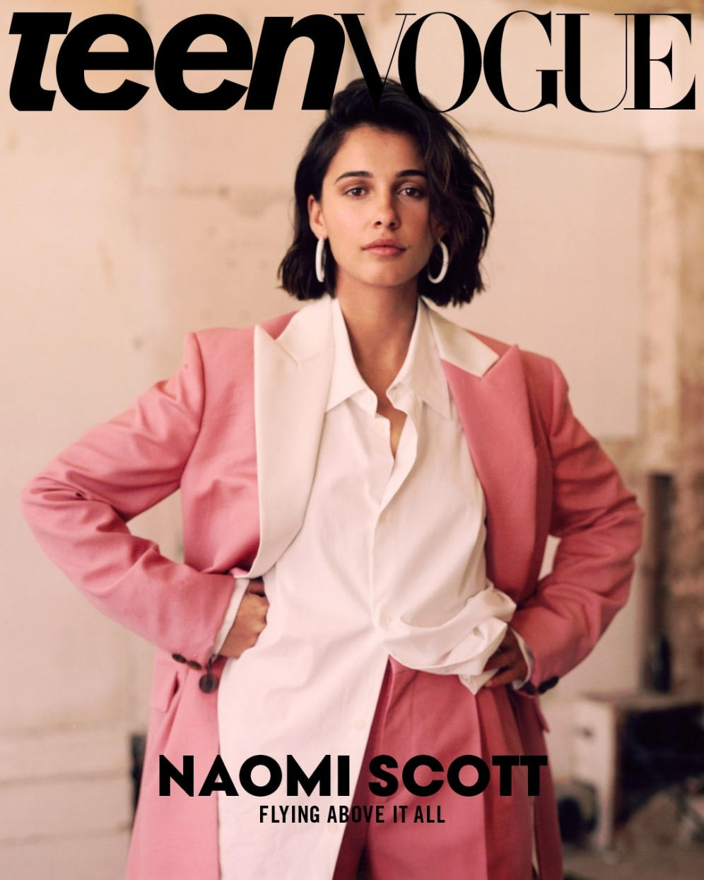 Naomi Scott | Teen Vogue