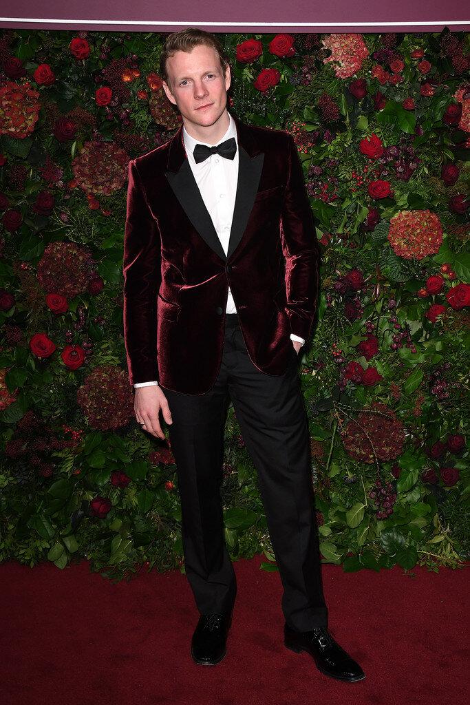 Patrick Gibson | Evening Standard Awards