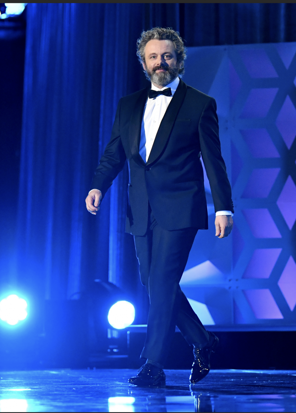 Michael Sheen | The 25th Annual Critics' Choice Awards