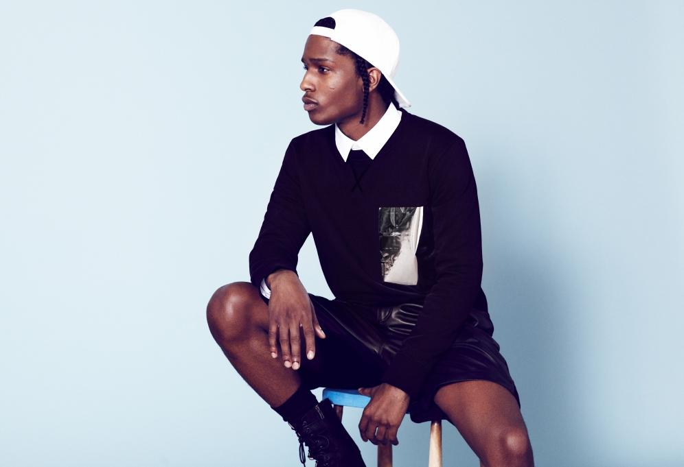ASAP Rocky | MR PORTER