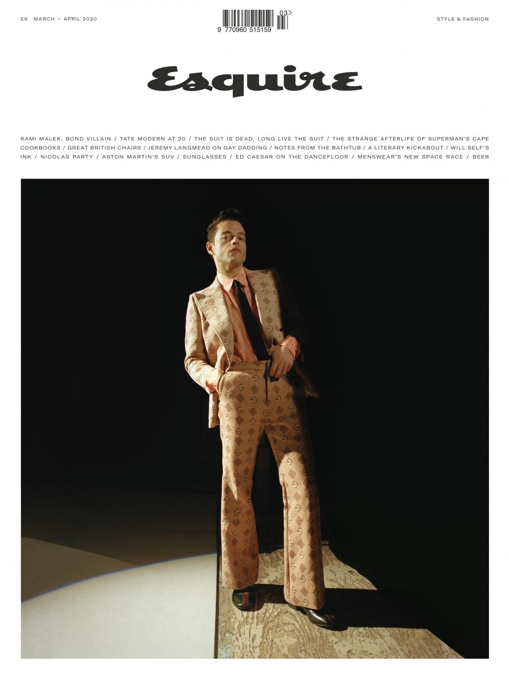 Esquire | Rami Malek