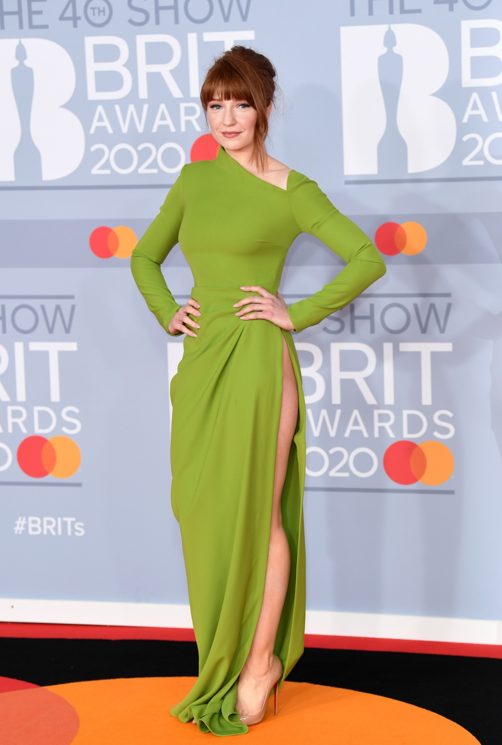 Nicola Roberts | BRIT Awards 2020