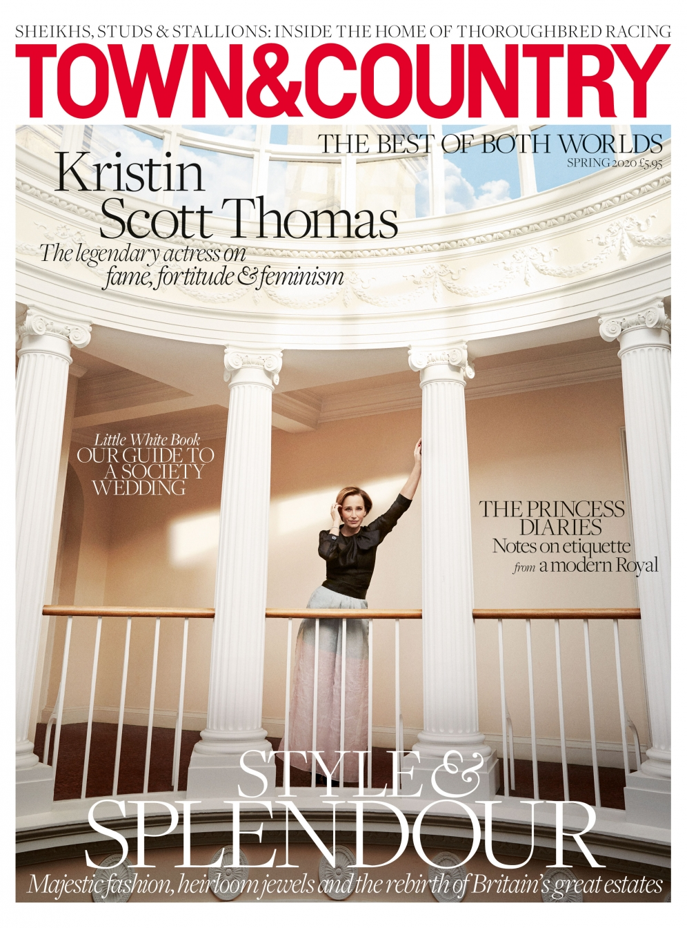 Kristin Scott Thomas | Town & Country