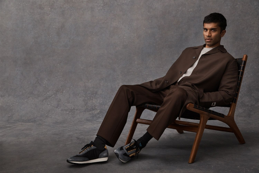 Nikesh Patel | Mr Porter