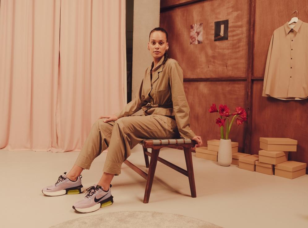 Melissa Bon | Elle x Nike Air Max Verona