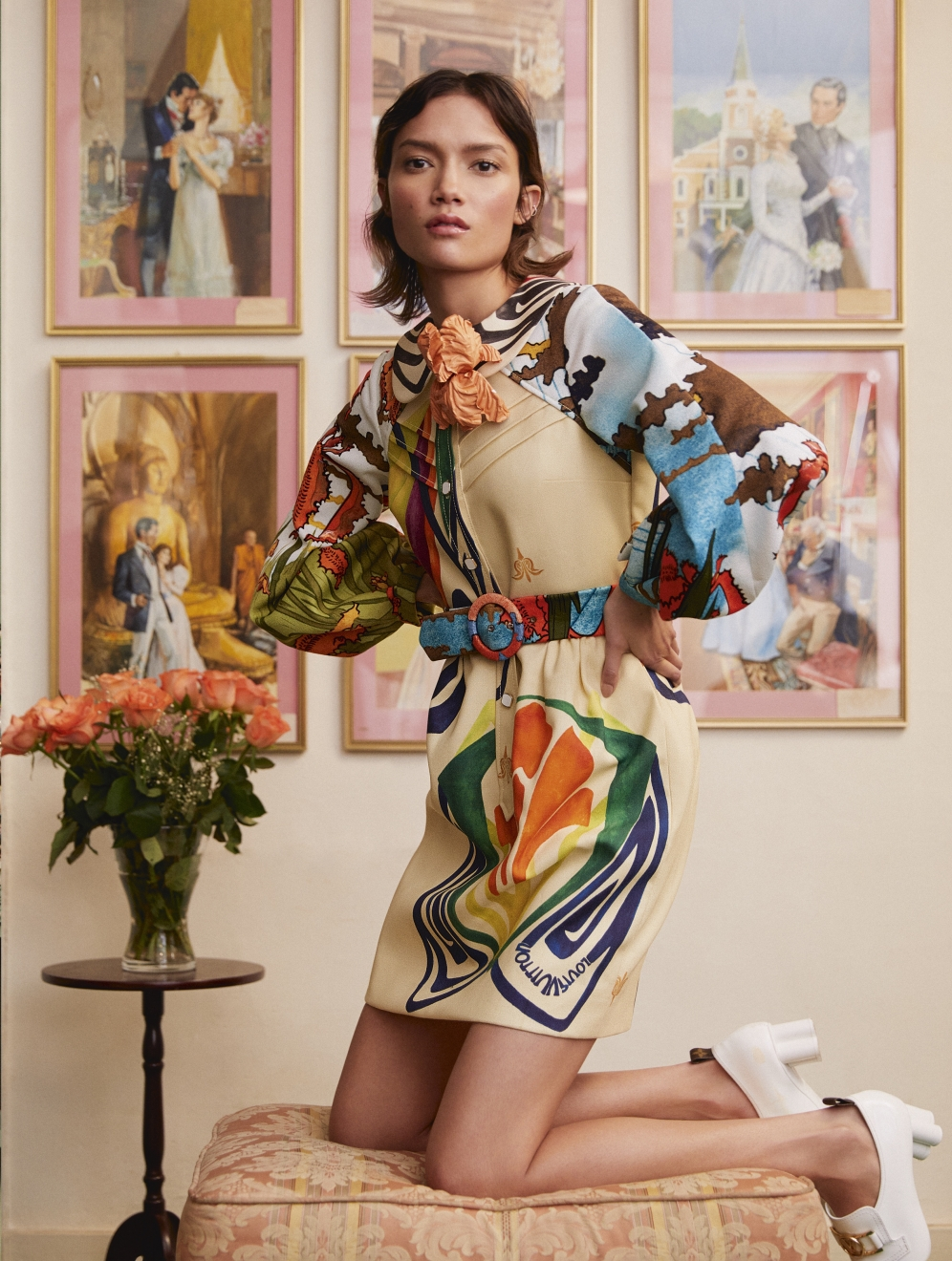 The Power of Print | Elle UK