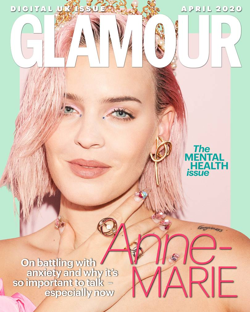 Anne Marie | GLAMOUR UK