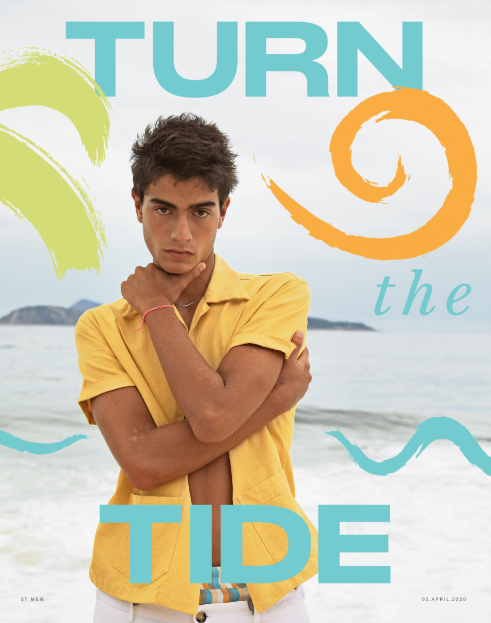 ST Mens | Turn the Tide