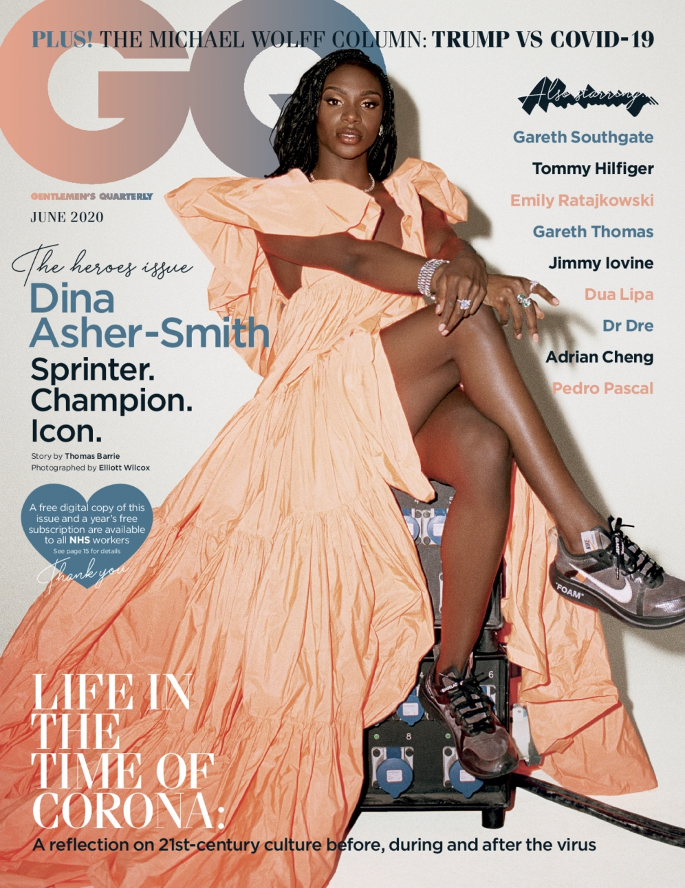 Dina Asher-Smith | GQ