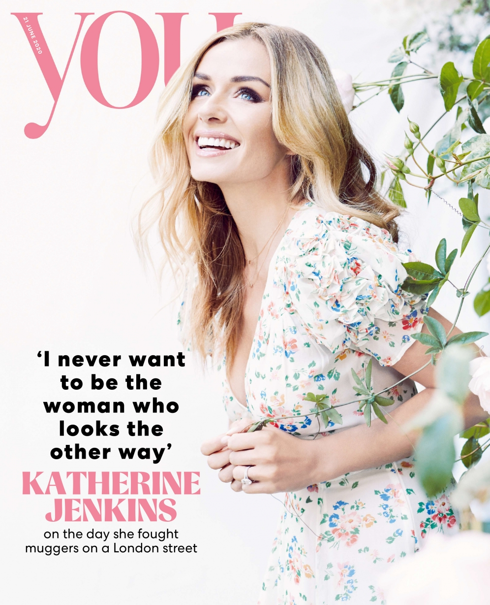 Katherine Jenkins | YOU Magazine