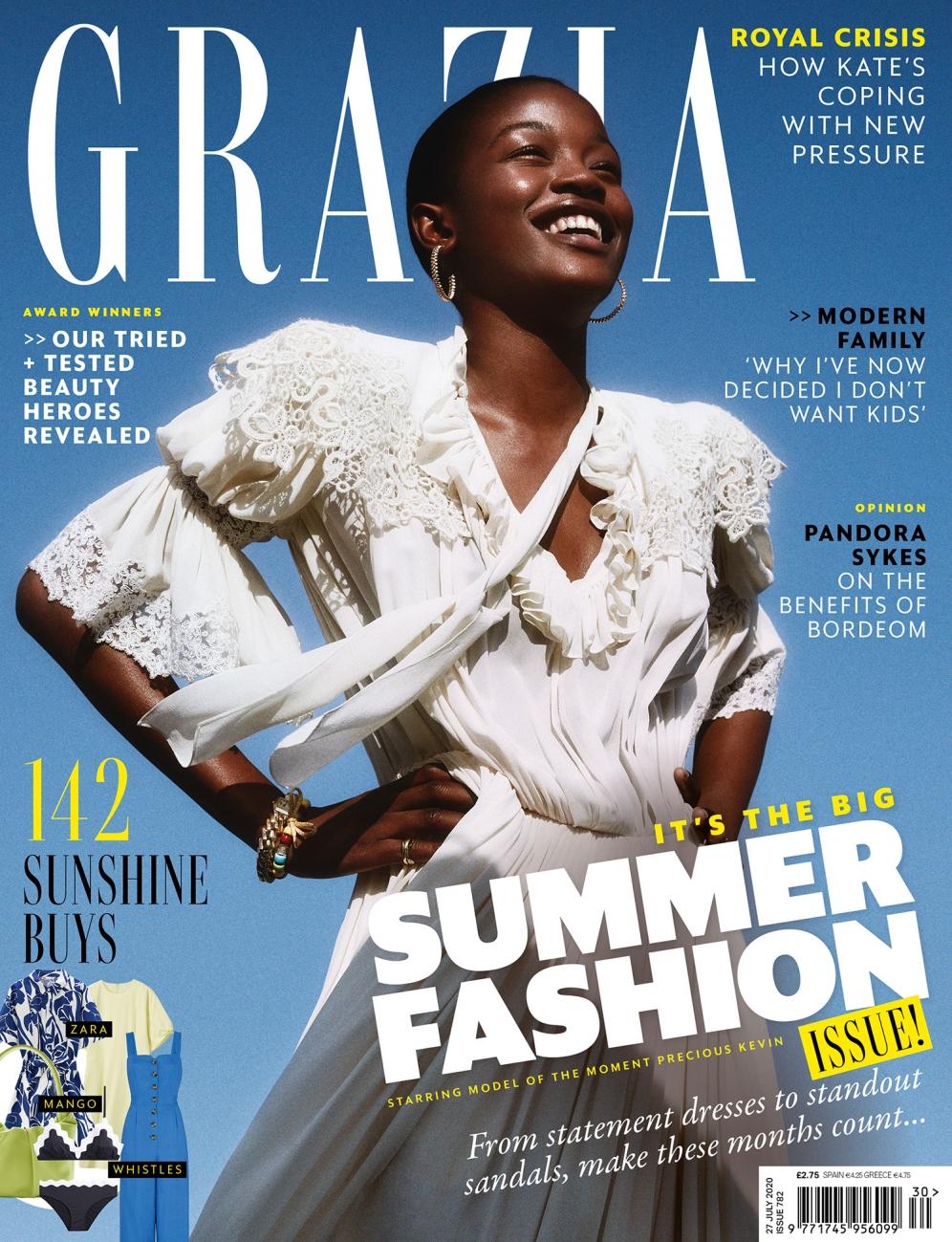Precious | Grazia Magazine