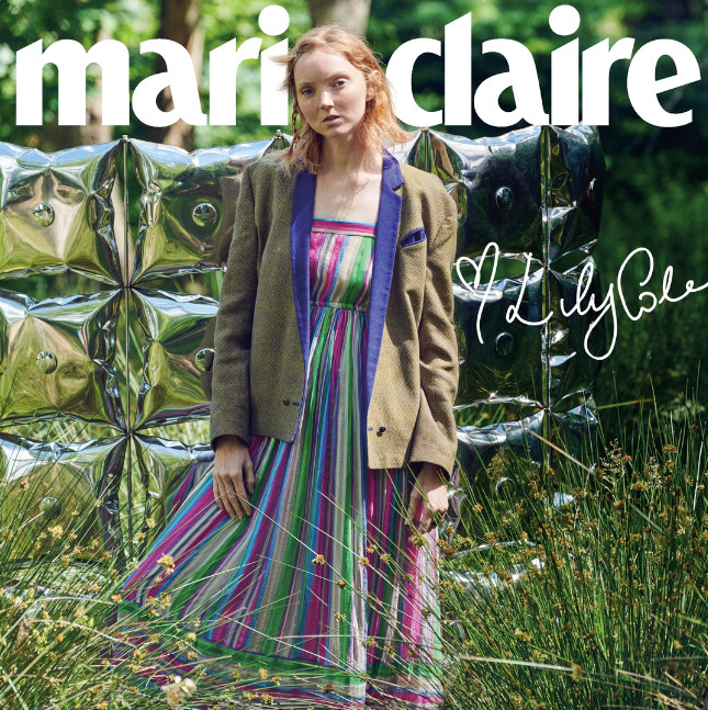 Lily Cole | Marie Claire UK