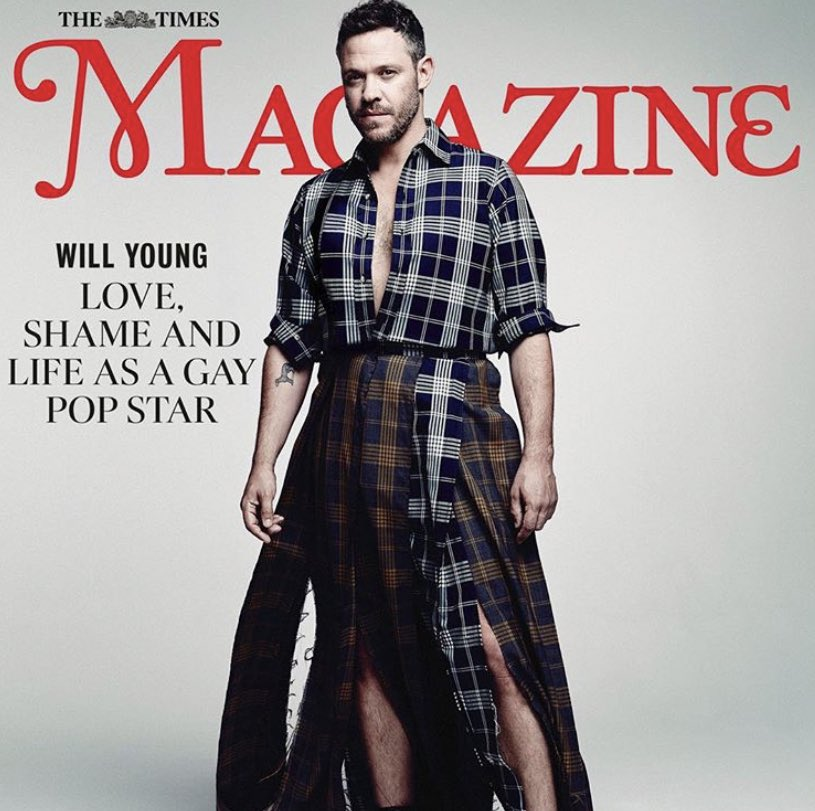 Will Young | The Times Magazine
