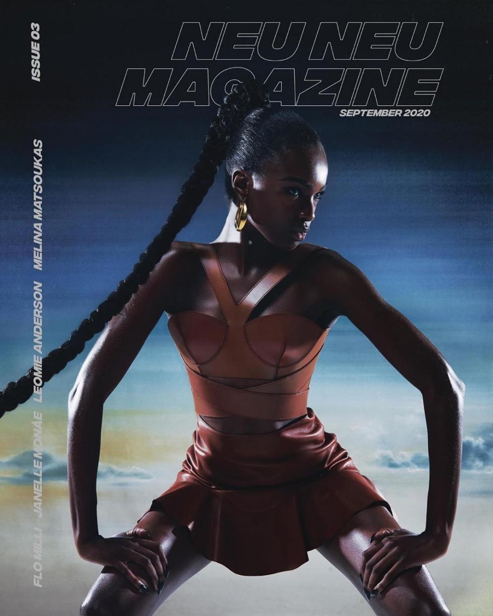 Leomie Anderson | NEU NEU Magazine