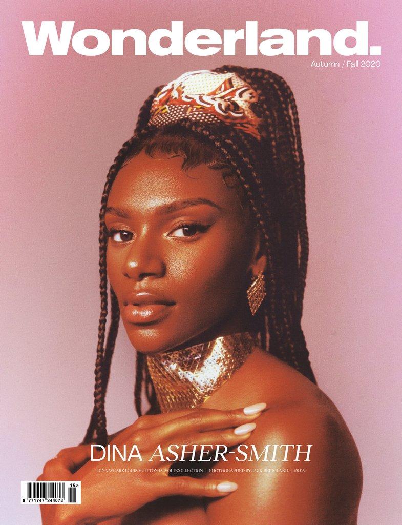 Dina Asher Smith | Wonderland AW20
