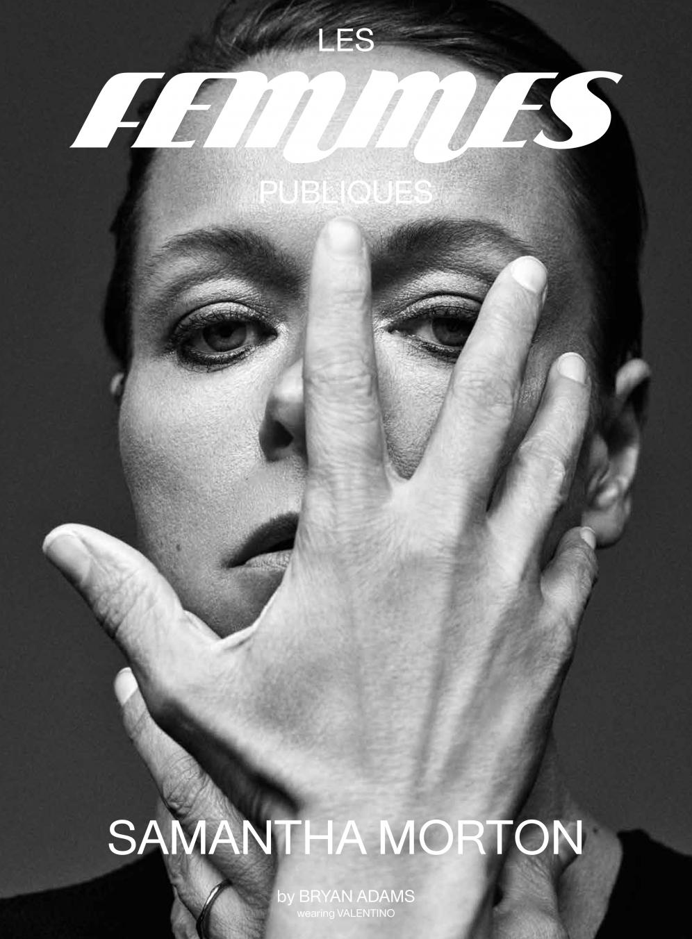 Sam Morton | Les Femme Publics