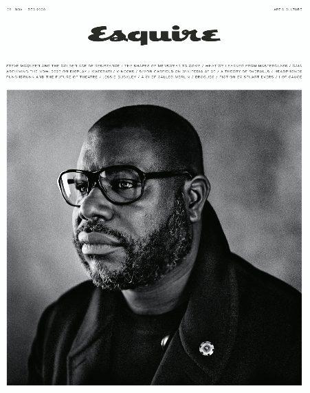 Esquire | Sir Steve McQueen