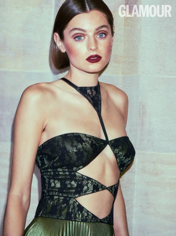 Emma Corrin | Glamour UK