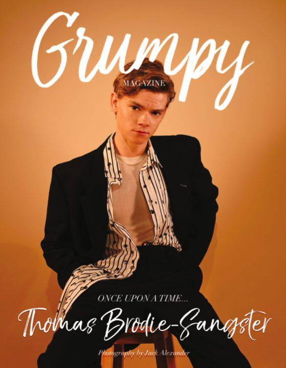 Grumpy Magazine | Thomas Brodie Sangster