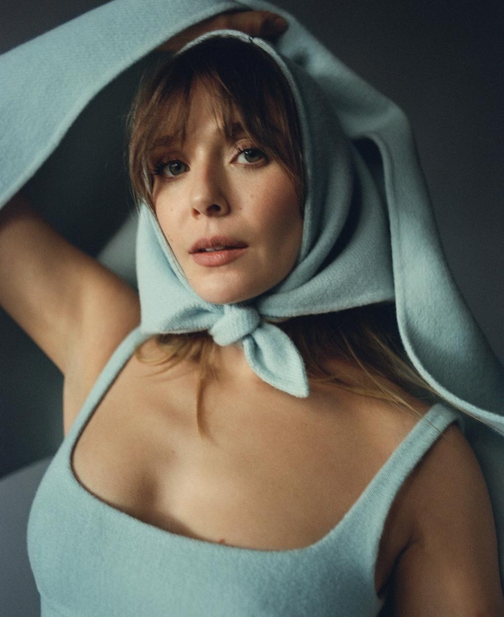 Elizabeth Olsen | Elle USA