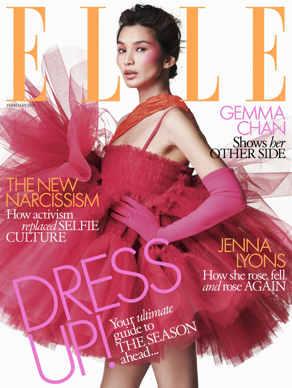 Gemma Chan | Elle UK